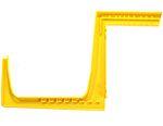 Držák truhlíku Colore - žlutá