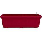 Samozavlažovací truhlík Fantazie 40 cm - fuksie