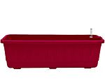 Samozavlažovací truhlík Fantazie 60 cm - fuksie