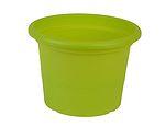 Květináč Campanula 23 cm - hráškově zelená