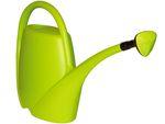 Zalévací konev bez kropítka Spring 1,7l zelená