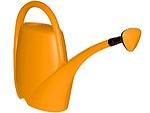 Zalévací konev Spring 16l oranžová